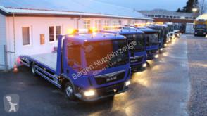 Camião porta carros MAN TGL 8.180 BL Autotransporter AHK 3.5t, Luftfed.