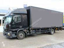 Camión Iveco 120E25 Euro Cargo EEV E5 Koffer LBW 187tkm! furgón usado