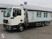 Camión portacoches MAN TGL 8.180 BL Autotransporter AHK 3.5t, Luftfed.