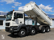 MAN TGS 35.460 8x4 Meiller Kipper Mietkauf möglich truck new three-way side tipper
