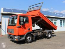 Camion MAN TGL 8.210 4x2 BB 3-Seiten Meiller Kipper tri-benne occasion