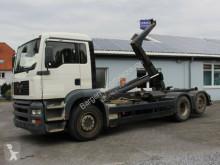 Camion dublu MAN TGA 26.310 6x2 Abrollkipper Meiller