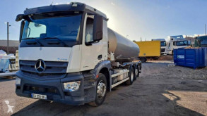 Camion Mercedes Antos 2543 citerne alimentaire occasion