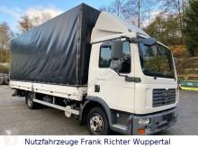 MAN tarp truck TGL TGL 8.150, LBW, top gewartet, erst. 294 TKM