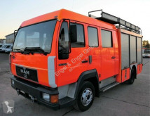 MAN L2000 10.224 LC LHF 16 4X2 DoKa AHK FEUERWEHR used other trucks