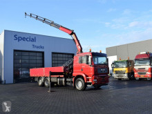 MAN TGA 26.310 truck used flatbed