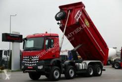 Camion Mercedes AROCS 4140 / 8X6 / EURO 6 / MEILLER KIPPER / benne occasion