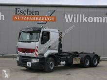Ciężarówka bramowiec Renault 460 DXI,6x4, HIAB XRS56, EEV, AP Achsen, HU11/21