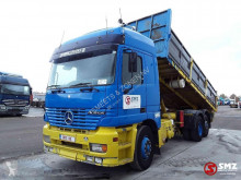 Mercedes Actros 2540 truck used tipper