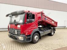 Camión Mercedes Atego 1530 K 4x2 1530 K 4x2, 2x AHK Klima volquete trilateral usado