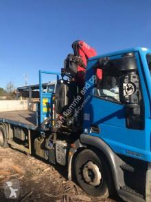 Camião estrado / caixa aberta estandar Iveco Eurocargo 140 E 18