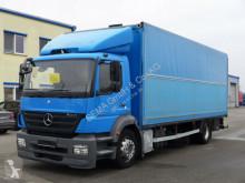 Camión furgón transporte de bebidas Mercedes Axor Axor 1829*Euro 5*TÜV*Klima*1824*1823*