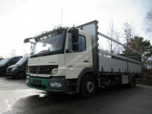 Camion Mercedes 1218 Pritsche+Ladebordwand, 3 Sitzer, EEV plateau ridelles occasion