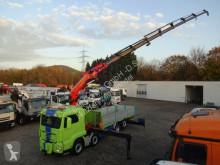 MAN 35.440 Pr. hydr. Verbreitbar PK60002 8xhydr Seil truck used