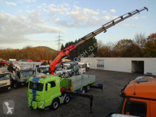 Camion MAN 35.440 Pr. hydr. Verbreitbar PK60002 8xhydr Seil occasion
