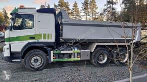 Camión Volvo FMX 500 6x4 Dumper truck (Scania-Renault) volquete usado