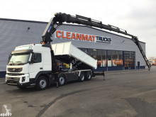 Camion Volvo FMX 500 tri-benne occasion