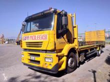 Camión caja abierta Iveco Magirus