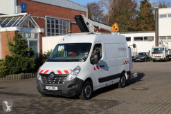 Renault Master Renault Master L1H1 125 dci Hubarbeitsbühne utilitaire nacelle occasion