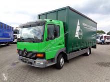 Camion rideaux coulissants (plsc) Mercedes Atego 815