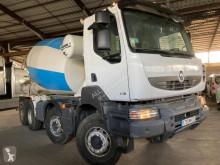 Camion béton toupie / Malaxeur Renault Kerax 410