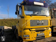 Camion MAN TGA transport containere second-hand