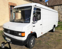 Mercedes 611D-KA FOURGON TOLE truck used box