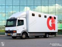 Camion fourgon Mercedes Atego 815 EURO 3