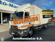 Camion fourgon Renault Gamme D 280.18 DTI 8