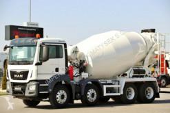 Ciężarówka MAN TGS 32.400/CEMENTMIXER 9M3/STETTER SCHWING/EUR 6 betonomieszarka używana