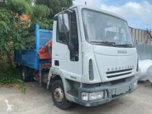 Iveco standard plató teherautó Eurocargo