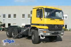 Camion Mercedes 3340 Actros 6x6, Allrad, 46.000km, Schalter châssis occasion