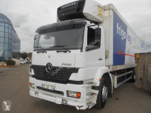 Mercedes Atego 1828 truck used mono temperature refrigerated