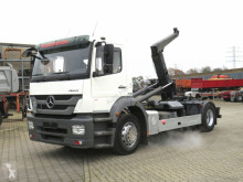 Mercedes Axor 1833 L Abrollkipper Meiller truck used hook arm system