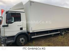 Camião MAN TGL TGL12.220PS Koffer E5 LBW Klima AHK furgão usado