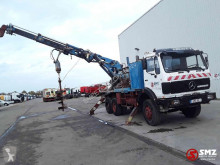 Mercedes 2628 truck used flatbed