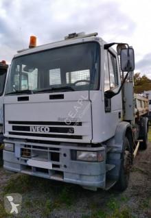 Camión volquete volquete trilateral Iveco Eurocargo 170 E 18