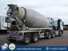 Semitrailer MOL CY M1012 T/A betong blandare begagnad
