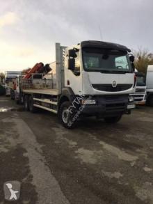 Renault Kerax truck used flatbed
