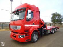 Camión portamáquinas Renault Premium 460