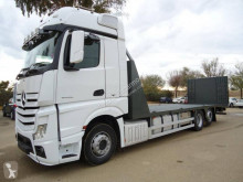 Mercedes heavy equipment transport truck Actros 2545