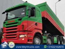 Camión volquete trilateral Scania R 500