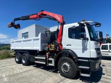 Camion Mercedes Axor 2633 ribaltabile bilaterale usato