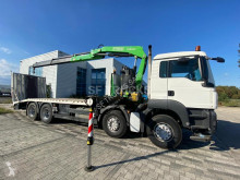 Camión MAN TGS 35.360 de asistencia en ctra usado