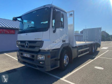 Camion Mercedes Actros porte engins occasion