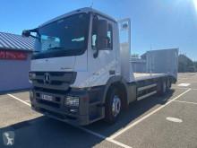 Camión portamáquinas Mercedes Actros