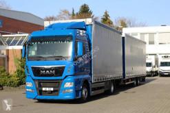 Camión lona MAN TGX 18.400 XLX