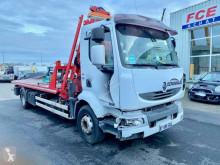 Camión de asistencia en ctra Renault Midlum 220