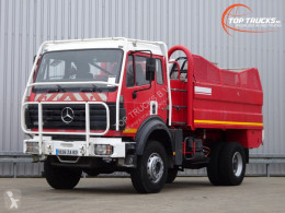 Mercedes 1824 truck used fire