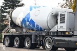 Camião betão betoneira / Misturador Van Hool KARRENA 15m3 MIXER!!MOTOR!!OWN ENGINE!!